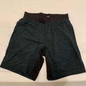 "Men's lululemon luxtreme liner 9"" shorts"